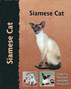 Siamese Cat by Denise Jones (Hardback, 2001) - Pet Love - NEW