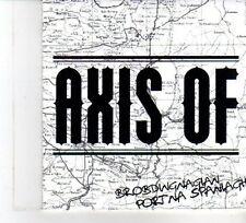 (DW383) Axis Of, Brobdingnagian / Port Na Spaniagh - 2010 DJ CD