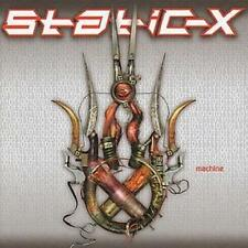 Static X Machine CD 2001