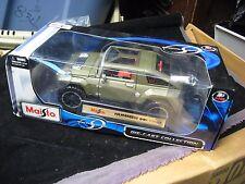 Maisto Special Edition 1/18 Sand Hummer HX Concept Diecast Car NIB