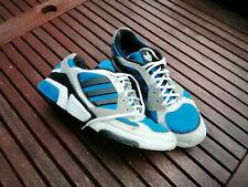 Adidas Mega Torsion Sneaker Turnschuhe Hallenschuhe Grösse 44 weiß blau