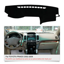FLY5D DashMat Dashboard Mat Dash Board Cover Mat Fit For TOYOTA PRADO 2002-2009