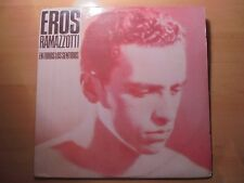 EROS RAMAZZOTTI Only Colombia lp EN TODOS LOS SENTIDOS 12 tracks 1993  / 17
