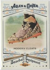 Modern Cleats 2018 Topps Allen & Ginter Baseball Equipment of the Ages #BEA-16