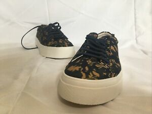 Ted Baker London Ephron Floral Low Top Sneaker Shoes Mens Size 9 New