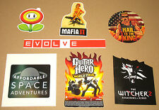 The Witcher 2 Mafia II Evolve Guitar Hero Hail to the King & more Sticker