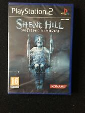 Silent Hill Shattered Memories PS2. New Sealed. Plays In English