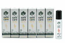 LOT 12 Safe Care Madicated Oil Roll On with Aromatherapy Headache Relieve