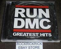 RUN-DMC - GREATEST HITS -18 TRACK CD-