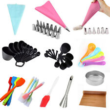 Home Kitchen Cake Baking Tools Set Decorating Supplies Kit DIY Accessories