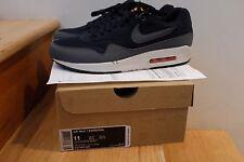 Nike Air Max 1 Essential Dark Obsidian Orange size 11