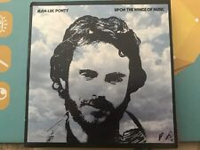 Limited Rare CD sleeve JEAN-LUC PONTY Upon The Wings Of Music NOW I KNOW