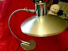 VINTAGE TABLE LAMP ORIGINAL DESIGN  SARFATTI ATTRIBUITED ARREDOLUCE 1960...