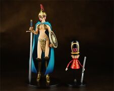 The limited Super One Piece Styling Valiant Material Rebecca and Thunder Soldier