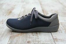 CLARK'S Women's Size 8 Blue/Gray Walking Comfort Shoes