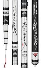 6.3M Tianya Mingyue Knife Telescopic Fishing Rod Carbon light Super hard 19