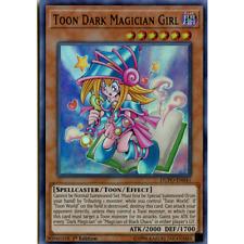 x3 Toon Dark Magician Girl - DUPO-EN041 - Ultra Rare - Unlimited