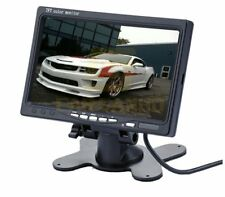 "7"" TFT LCD Colour Monitor for Car Reversing Camera systems"