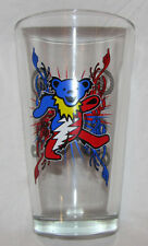 DRINK DRINKING GLASS PUB CUP PICARDIE TUMBLER THE GRATEFUL DEAD MUSIC CLASSIC!!