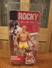 NECA Rocky IV action figure - Ivan Drago (Yellow Shorts) - Original 2012 Release