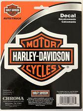 Harley-Davidson Bar & Shield Sticker Decal NEW