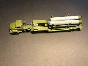Arsenal M Resin UdSSR NVA  S-300 Raketentransporter je 4 Raketen  KrAZ-260W #861