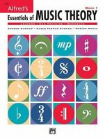 Alfred's Essentials of Music Theory (Paperback or Softback)