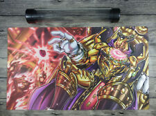 Yu-Gi-Oh! Eldlich the Golden Lord Trading Card Game Duel Playmat Free Best Tube