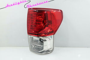 GENUINE OEM | 2010 - 2013 Toyota Tundra Halogen Tail Light (Right/Passenger)