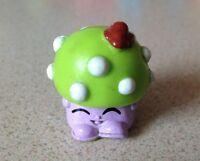 NEW Shopkins Season 1 Moose Toys #1-013 Green Miss Mushy Moo Mushroom