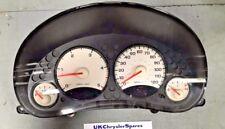 Jeep Cherokee KJ Speedometer Speedo Clocks Diesel Manual 66k 56010576AE
