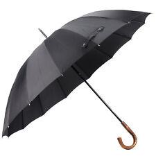 Regenschirm Stockschirm Schirm Bugatti Doorman Black