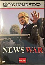 Frontline News War PBS Home Video DVD  2-Disc Set Widescreen  UPC 841887007085