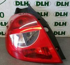 2009 RENAULT CLIO DYNAMIQUE 16V TURBO N/S REAR LIGHT (89035079)