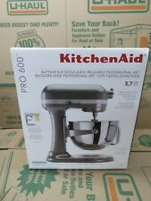 KitchenAid Pro 600 Design Series 6-qt. Stand Mixer KP26M1XPM
