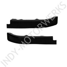 C5 CORVETTE FRONT SPOILER LEFT AND RIGHT SIDE SECTIONS NEW + READY TO SHIP TODAY