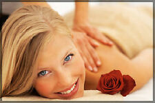 LEARN FULL BODY MASSAGE ON DVD, incl Indian Head Massage, Reflexology & MORE