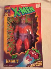 1994 ToyBiz Marvel Deluxe Edition X-Men Magneto