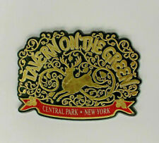 Tavern on the Green Central Park New York Refrigerator Magnet Gold
