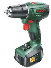 Bosch 18V 1.5Ah Li-Ion PSR 1800 2 Gears Cordless Drill Driver.