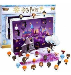Pop! Calendario de adviento Funko Harry Potter 2018. NUEVO