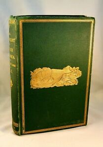 THE NATURALIST IN VANCOUVER ISLAND AND BRITISH COLUMBIA 1866 Vol.II Canada