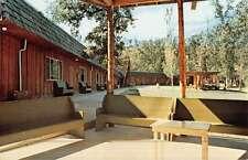 Tuolumne California Silver Spur Christian Center Vintage Postcard K45770