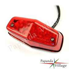 Lucas Type 525 Rear led Tail Light For Triumph Bsa Norton 1948-55 Harley Red (Fits: More than one vehicle)