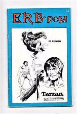 Erb - dom No. 54 - Edgar Rice Burroughs fanzine.