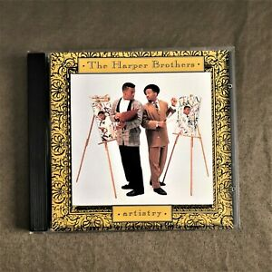 The Harper Brothers – Artistry (1991) Very Good + CD