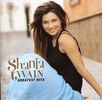 Shania Twain - Greatest Hits [New CD]