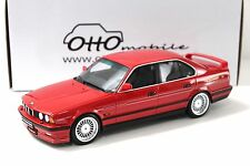 1:18 Otto BMW Alpina b10 e34 Biturbo 1989 Red New chez Premium-modelcars
