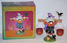"""Witch"" Halloween Figurine"