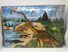 48 piece Dinosaur Puzzles- (4 Different Puzzles in the set)